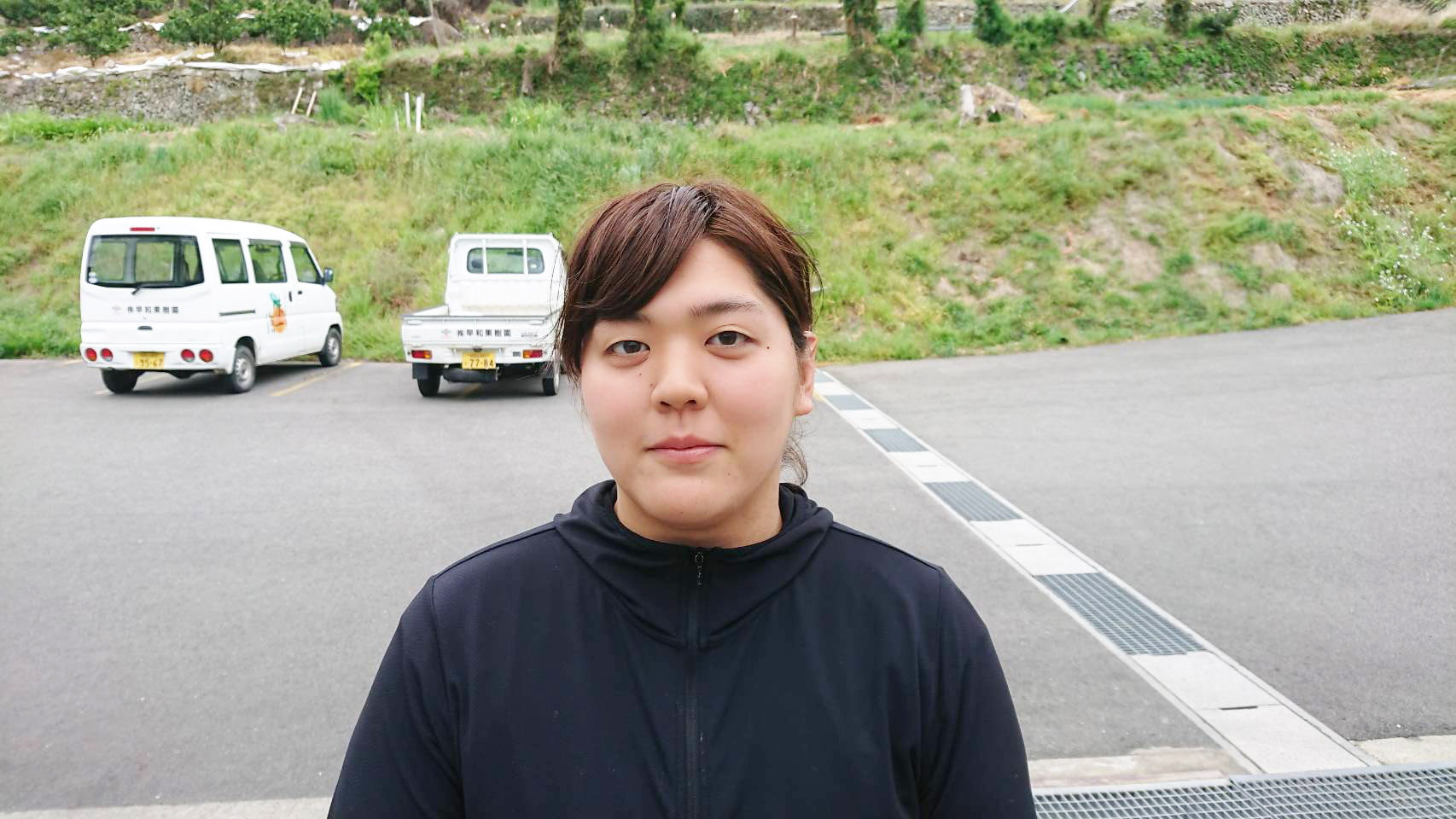 生産部1年目宮崎さん