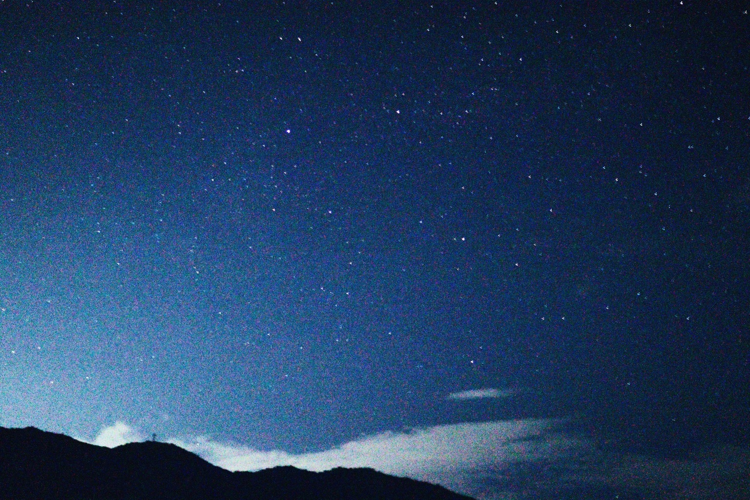 有田市の星空