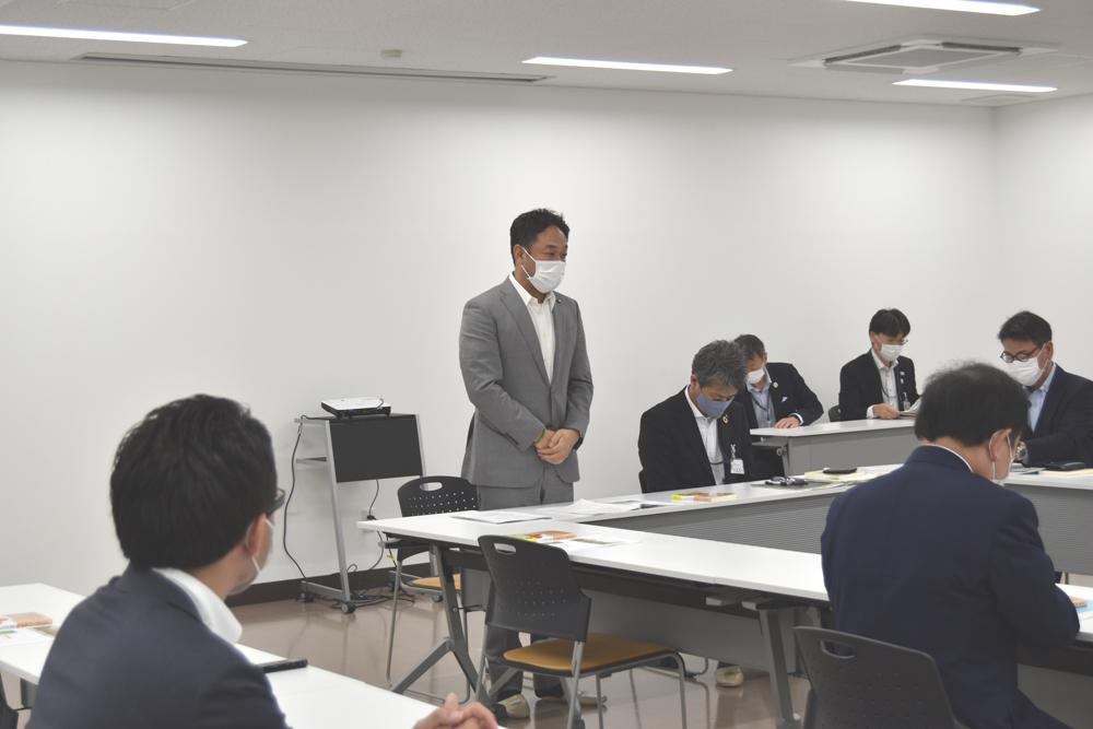 最後に、有田市・望月市長より閉会のご挨拶。